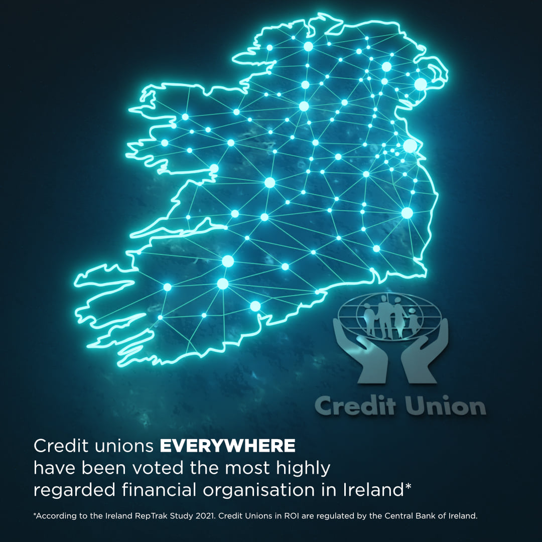Credit Unions Are Ireland's Most Trusted Financial Organisation