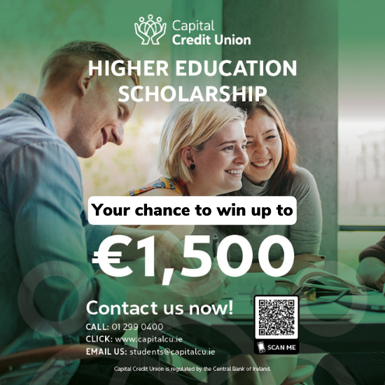 Introducing Our Higher Education Scholarship